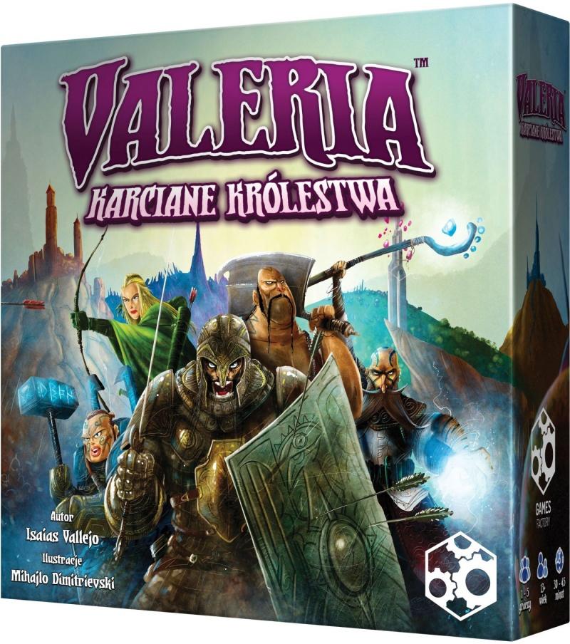 Valeria Karciane Królestwa (edycja wspieram.to)