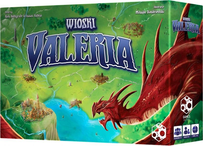 Valeria: Wioski (edycja wspiera.to)