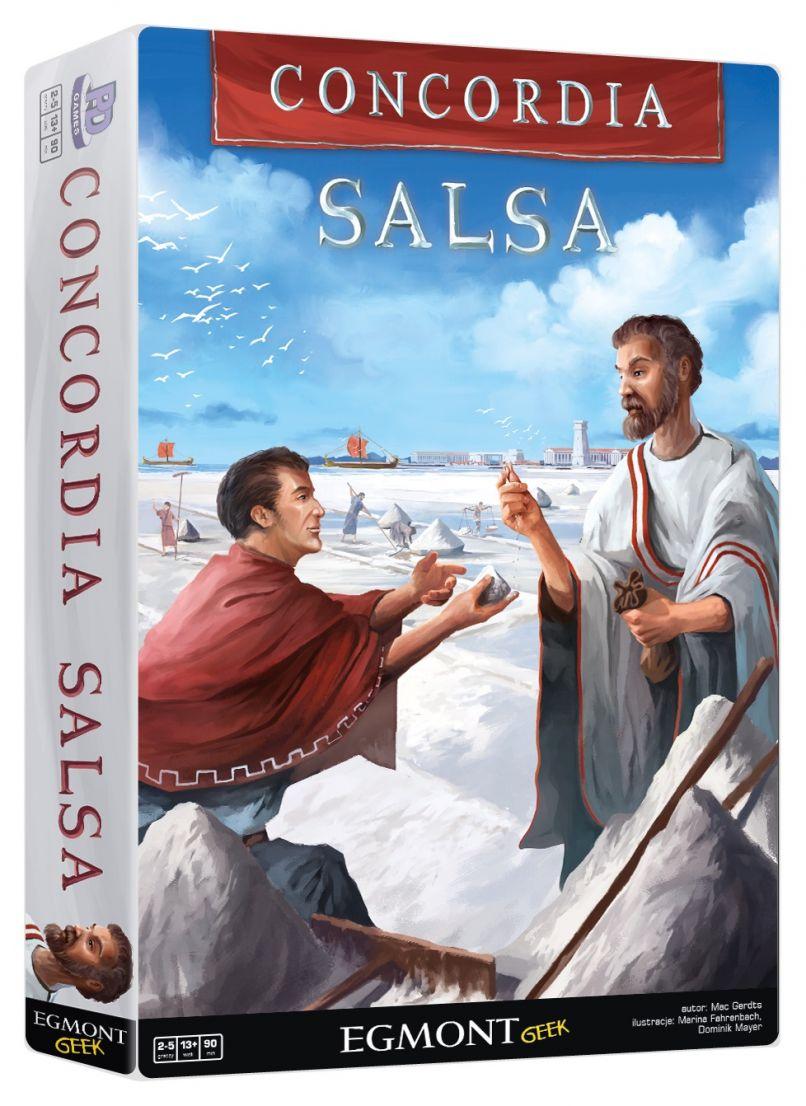 Concordia: Salsa (wydanie polskie)