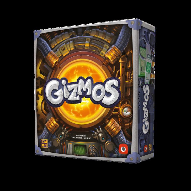 Gizmos (edycja polska) + mini dodatek