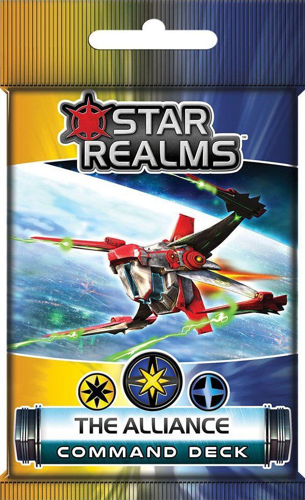 Star Realms: Command Deck  The Alliance