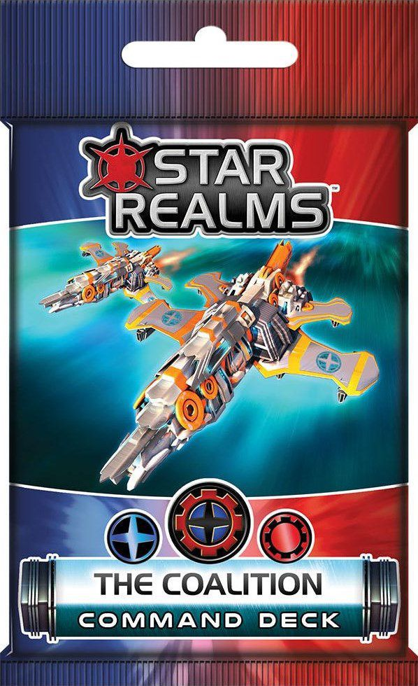 Star Realms: Command Deck  The Coalition