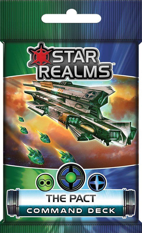 Star Realms: Command Deck  The Pact