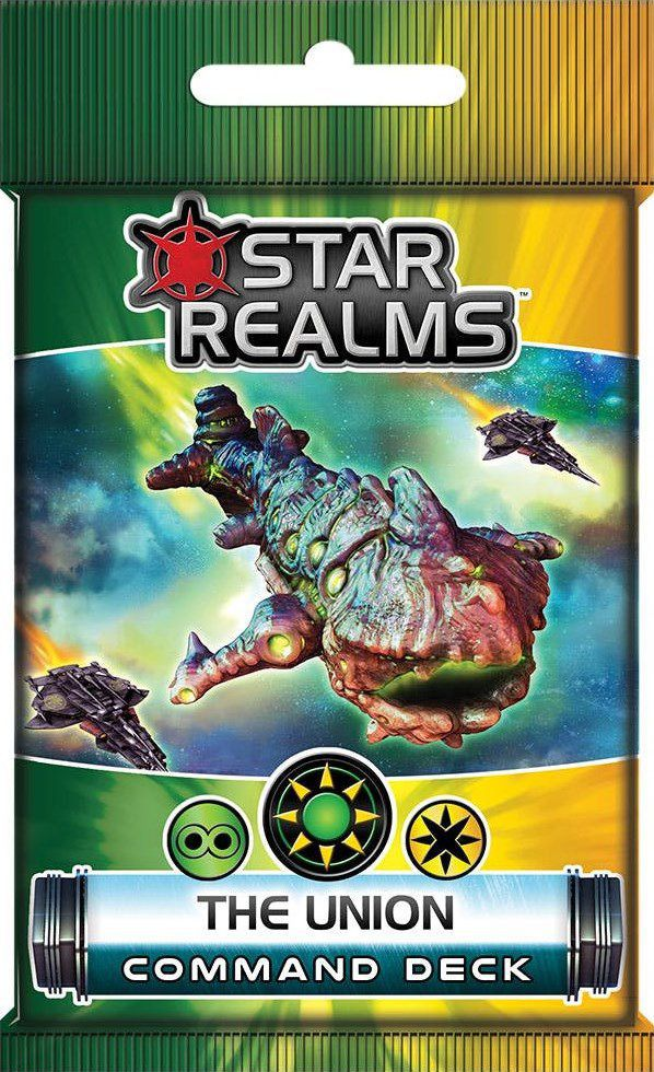 Star Realms: Command Deck  The Union