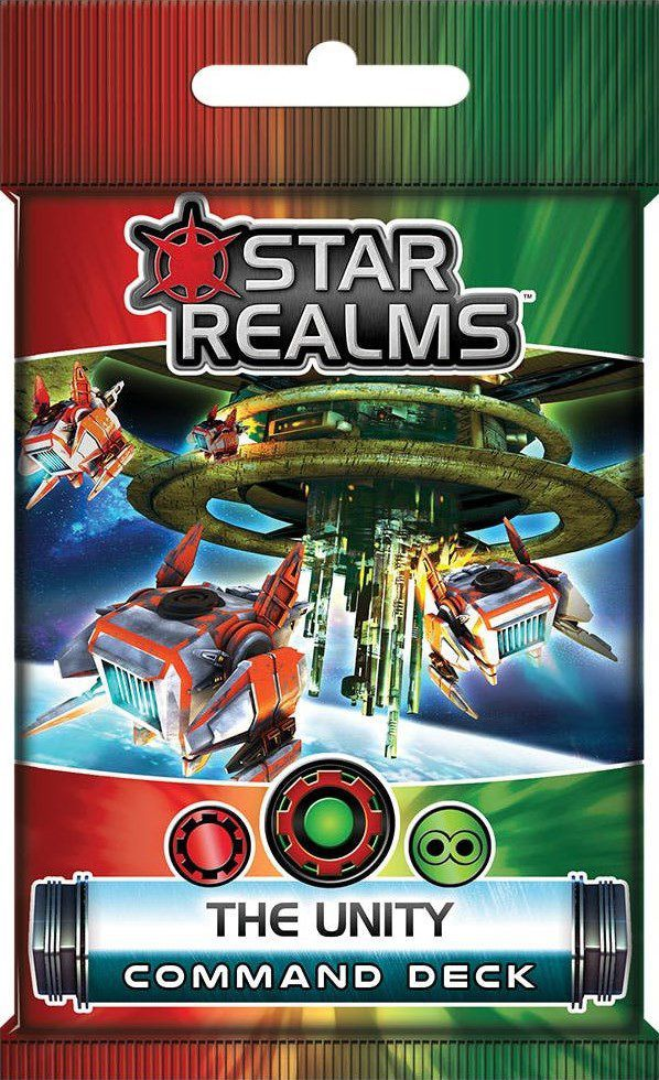 Star Realms: Command Deck  The Unity