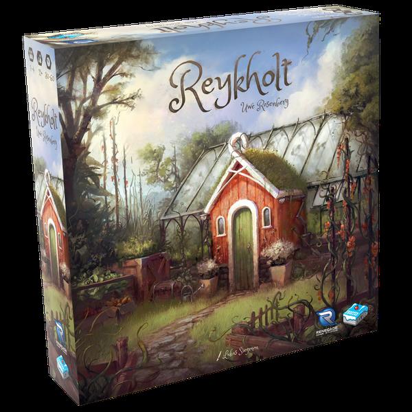 Reykholt (edycja angielska)