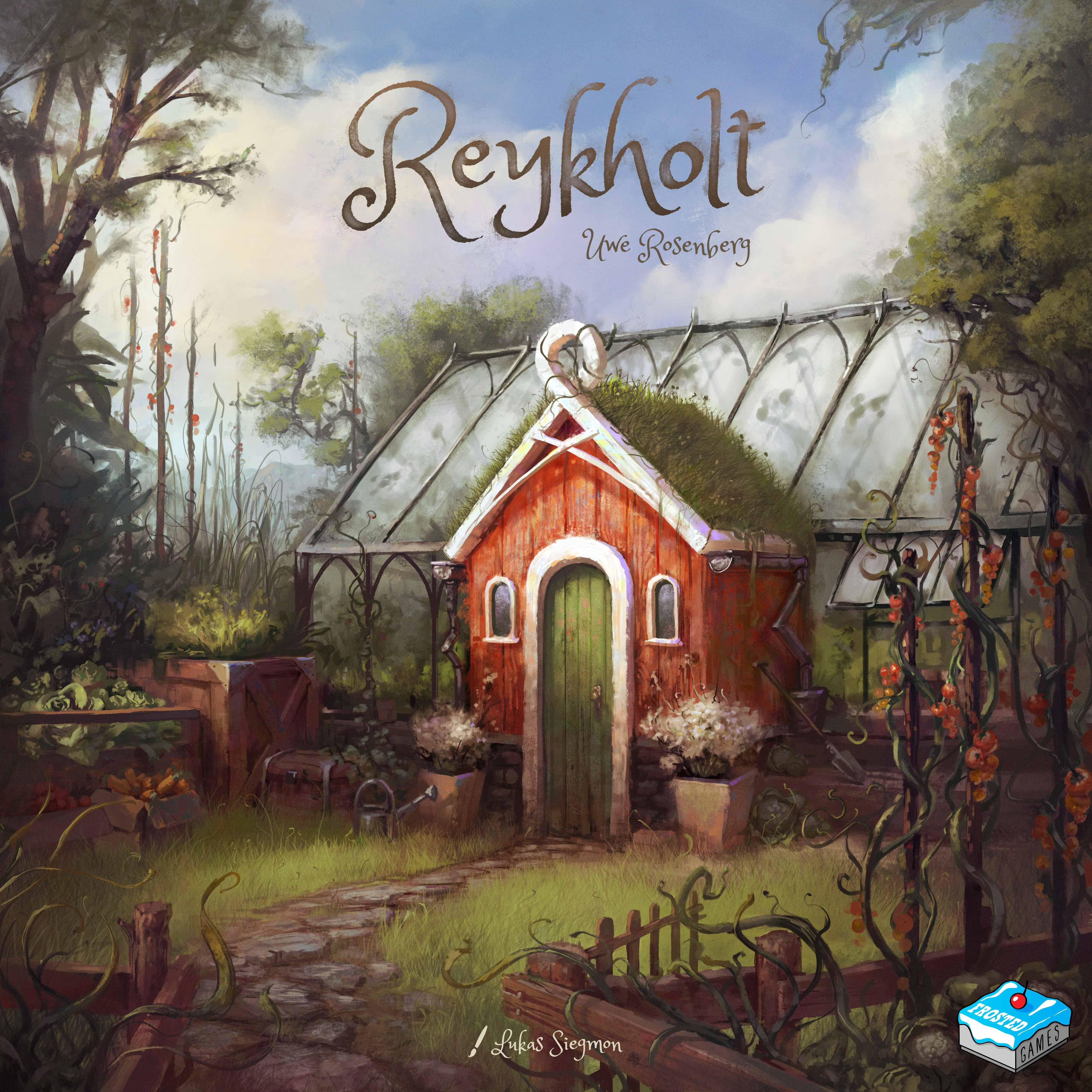 Reykholt (edycja niemiecka)