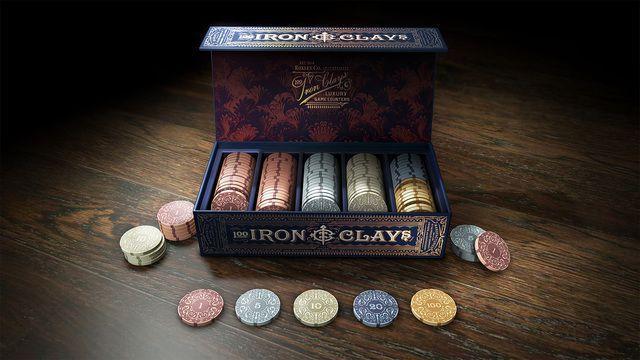 Brass: Iron Clays