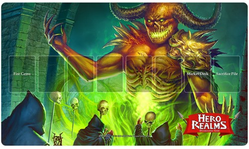 Hero Realms: Tyrannor Playmat