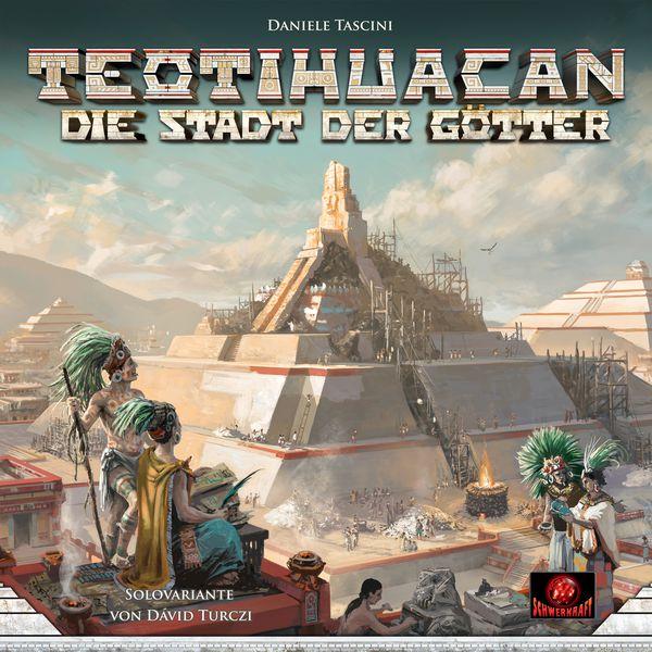 Teotihuacan: Die Stadt der Götter