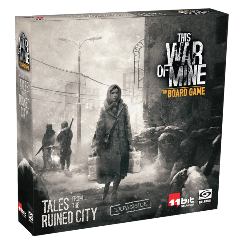 This War of Mine - Tales from the Ruined City Expansion