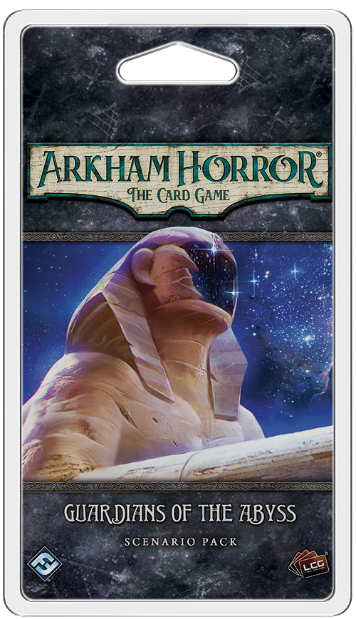 Arkham Horror The Card Game Guardians of the Abyss