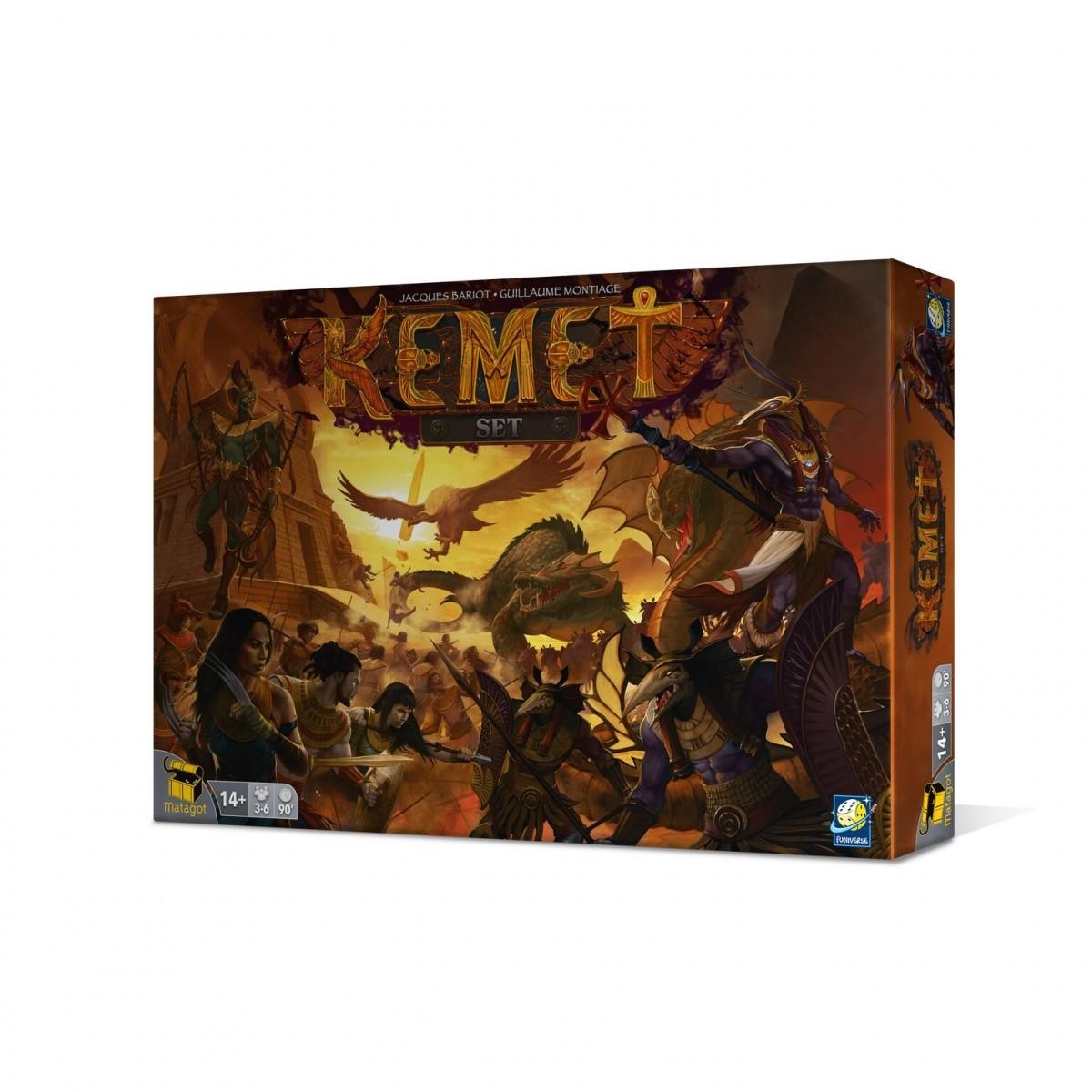 Kemet Set (polskie wydanie)