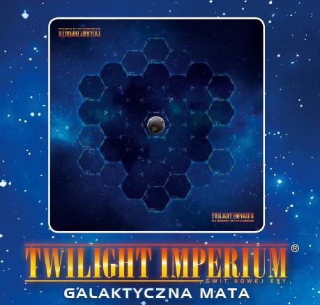 Mata do gry: Twilight Imperium: Świt nowej ery