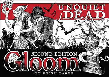 Gloom Unquiet Dead