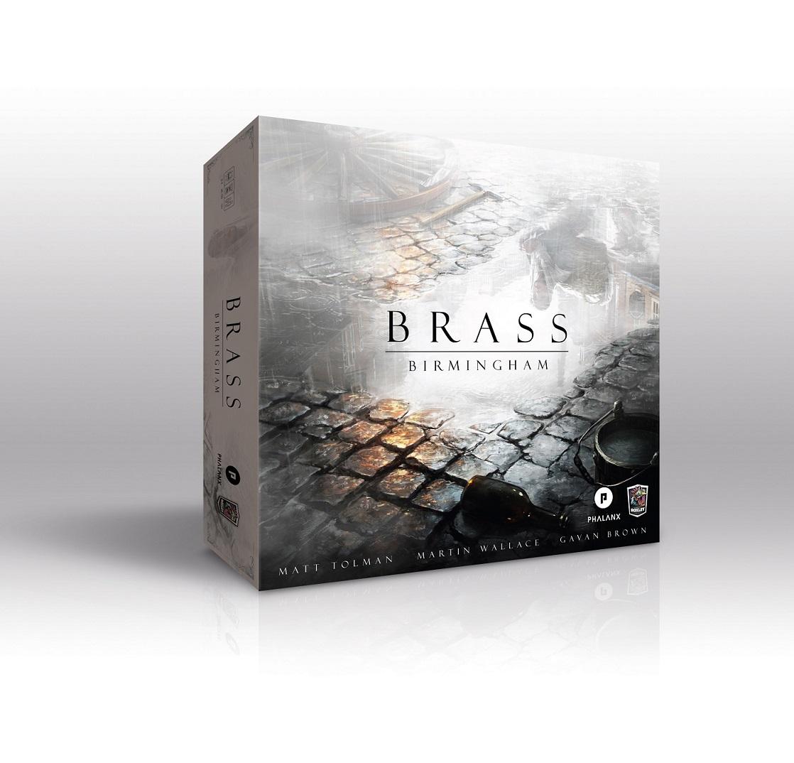Brass: Birmingham (polskie wydanie)