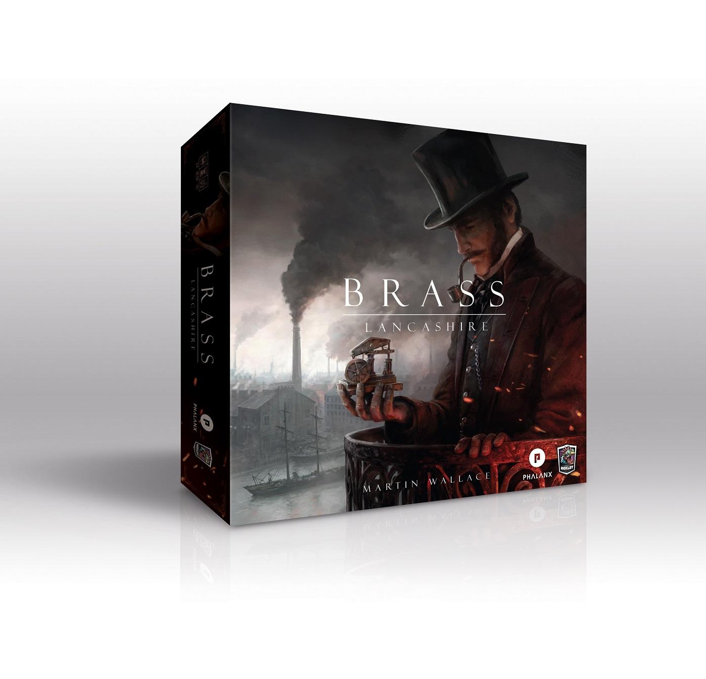 Brass: Lancashire (polskie wydanie)