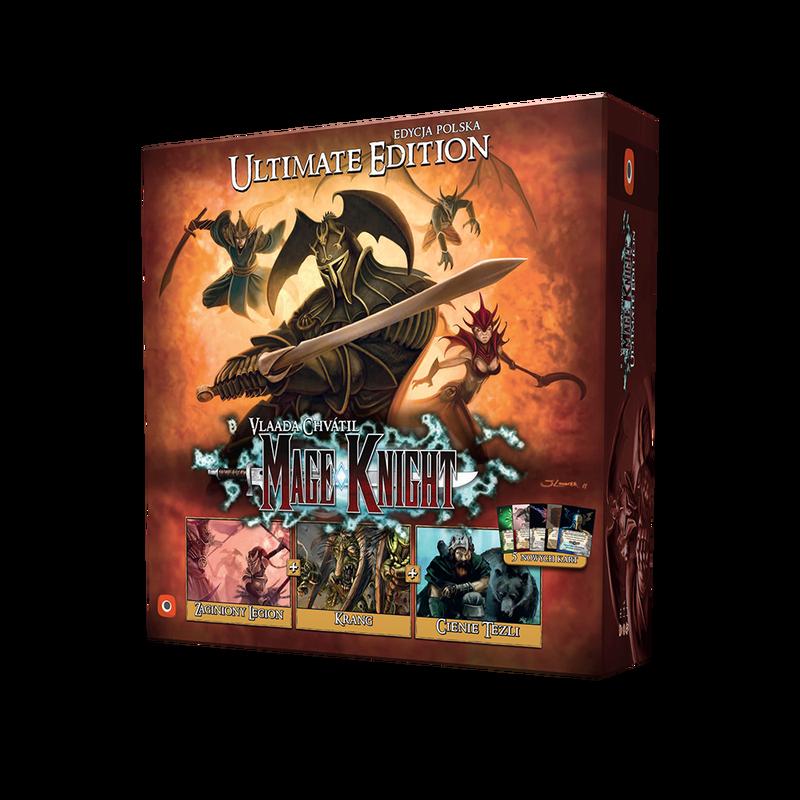 Mage Knight Ultimate Edition (polska edycja)