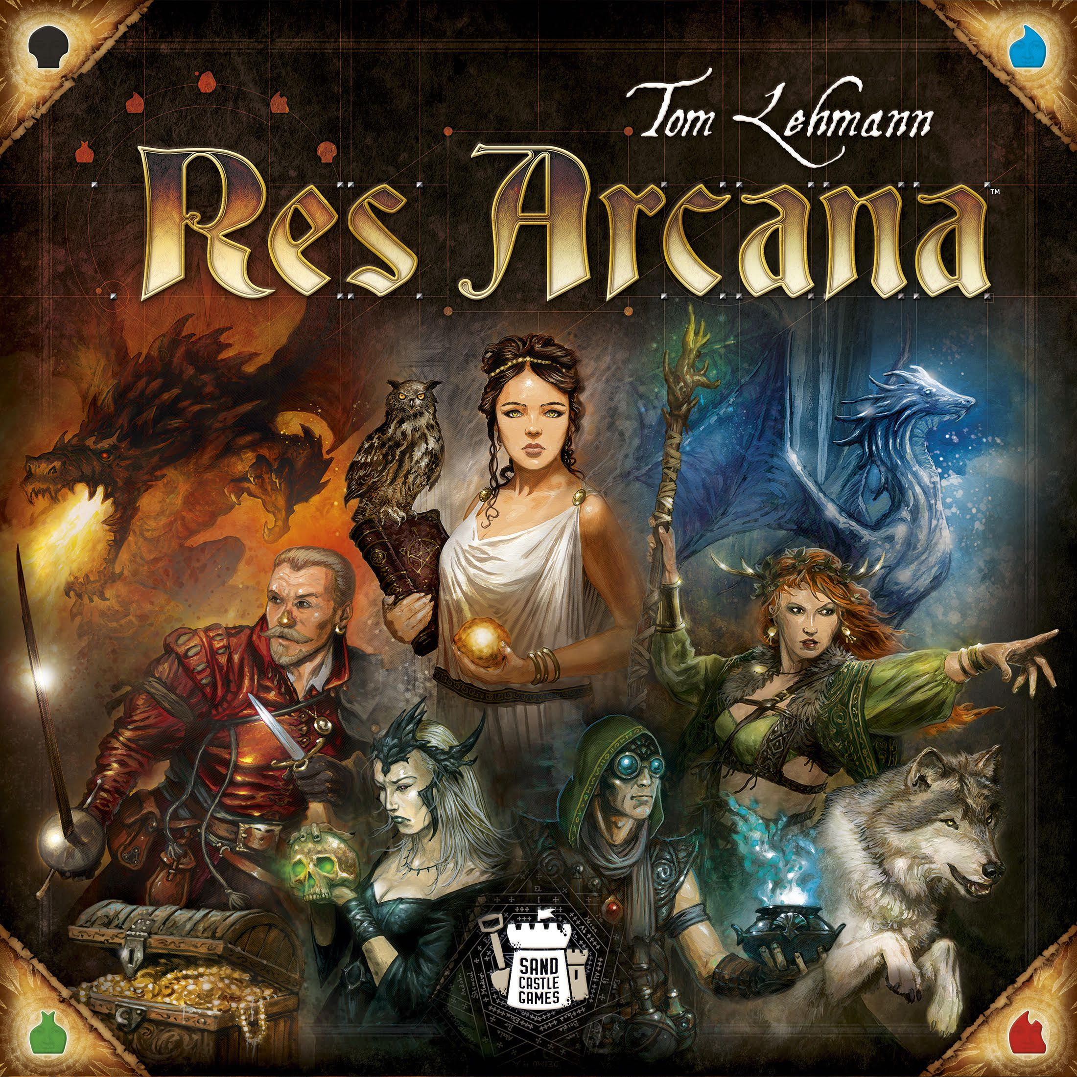 Res Arcana (edycja angielska)