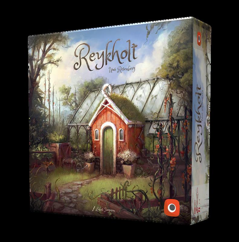Reykholt (polskie wydanie)