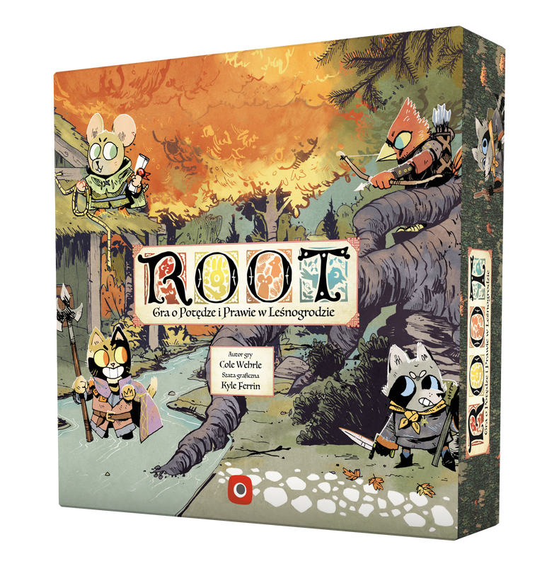 Root (polskie wydanie)