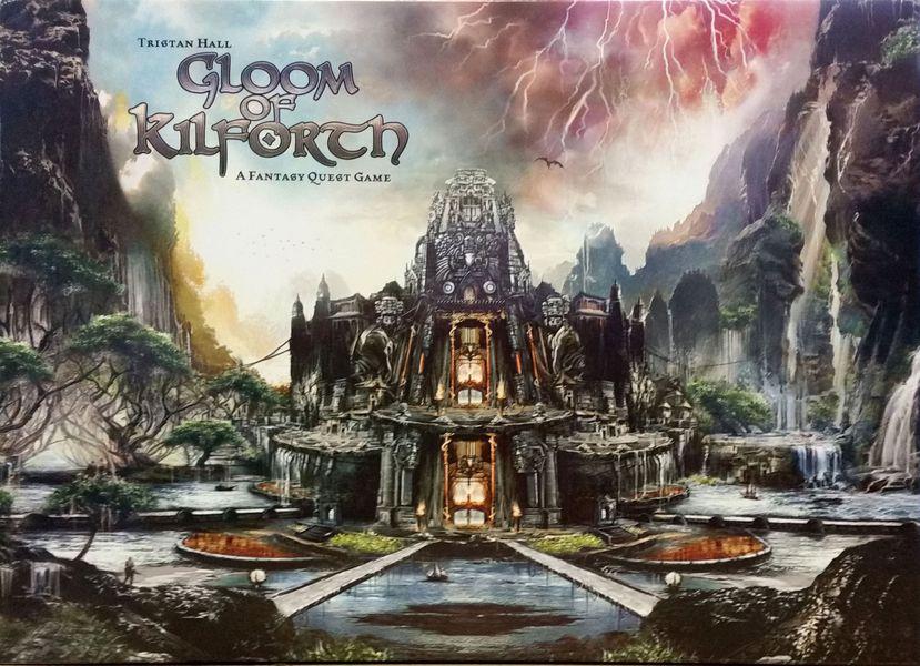 Gloom of Kilforth: A Fantasy Quest Game