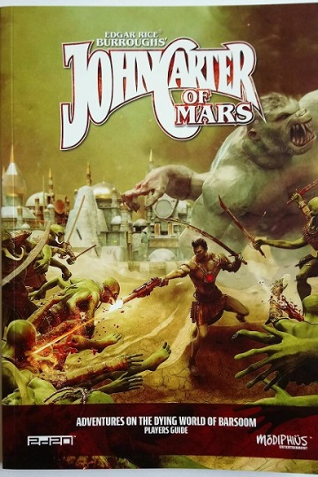 John Carter of Mars Player's Guide