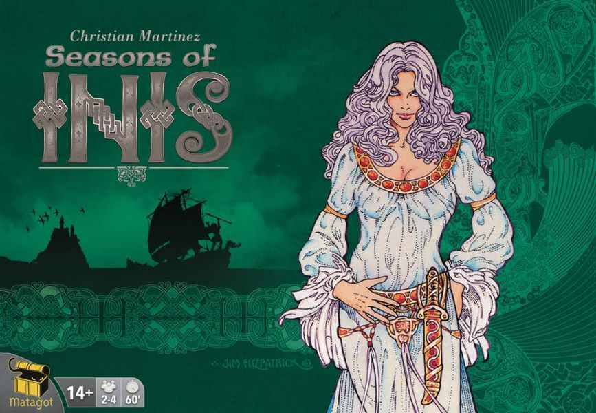 Inis Isle of Seasons (edycja angielska)