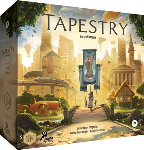Tapestry (polskie wydanie)