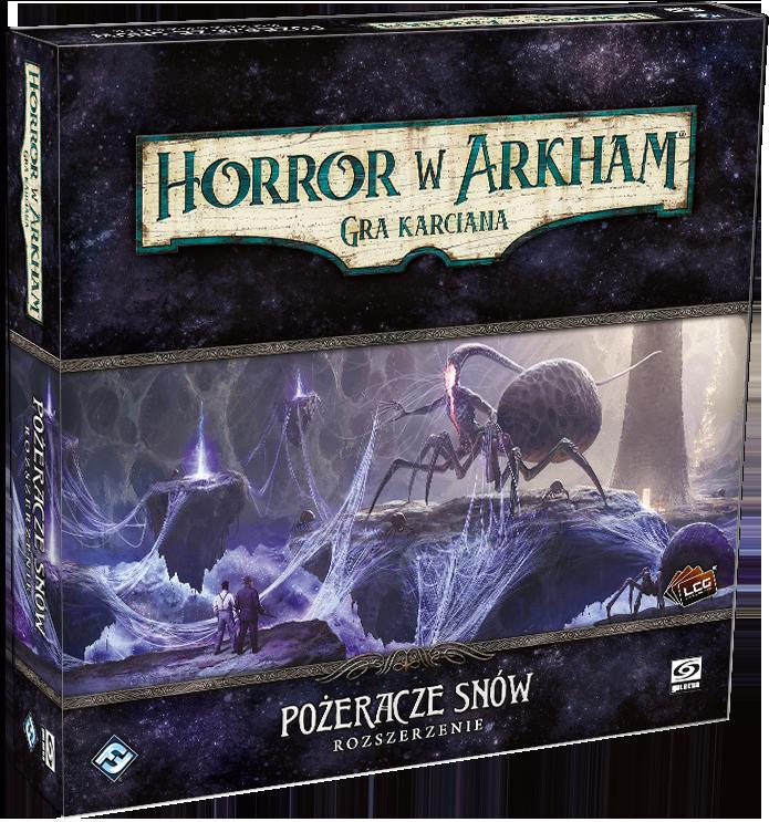 Horror w Arkham LCG - Pożeracze Snów