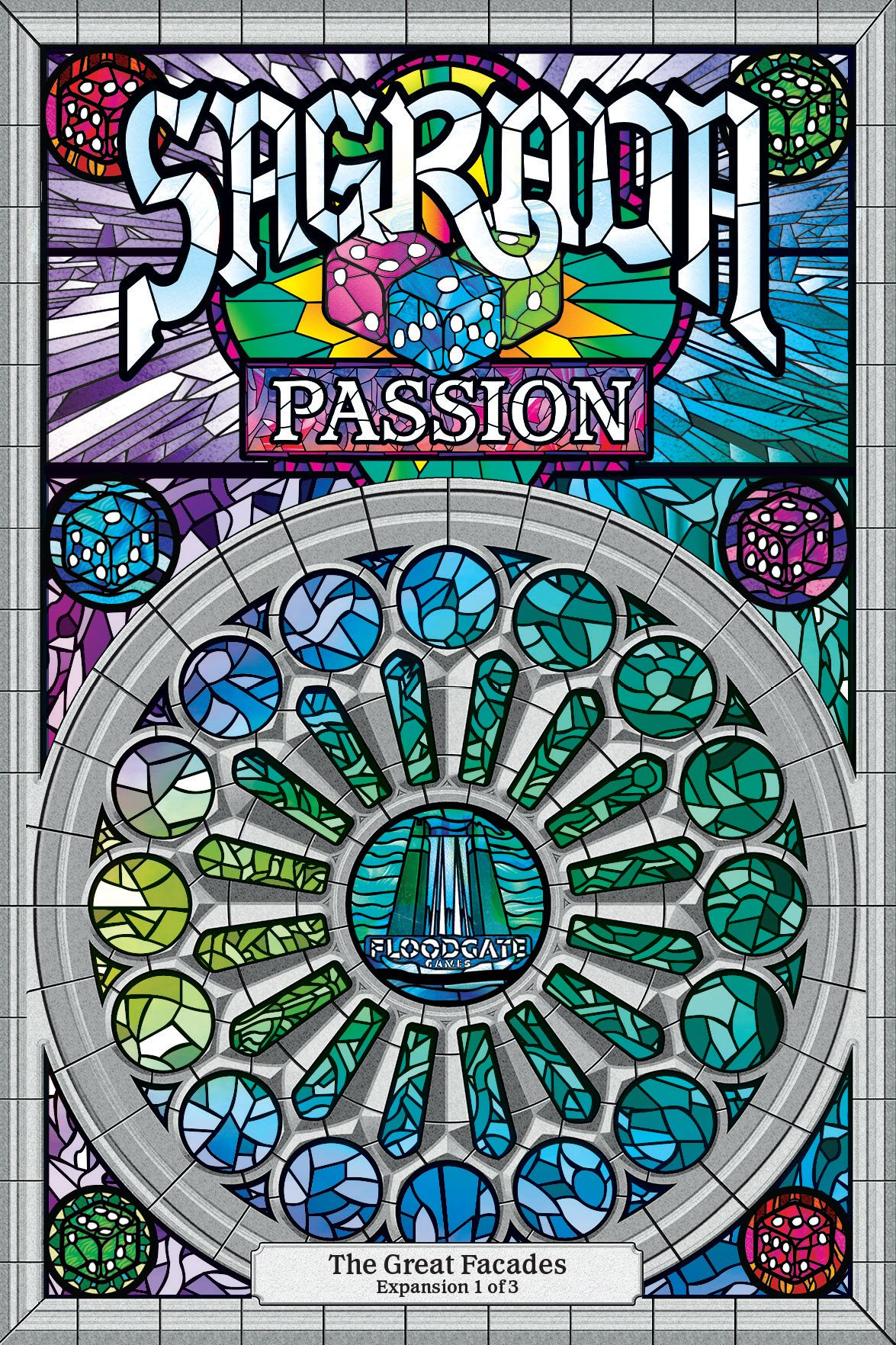 Sagrada: The Great Facades - Passion