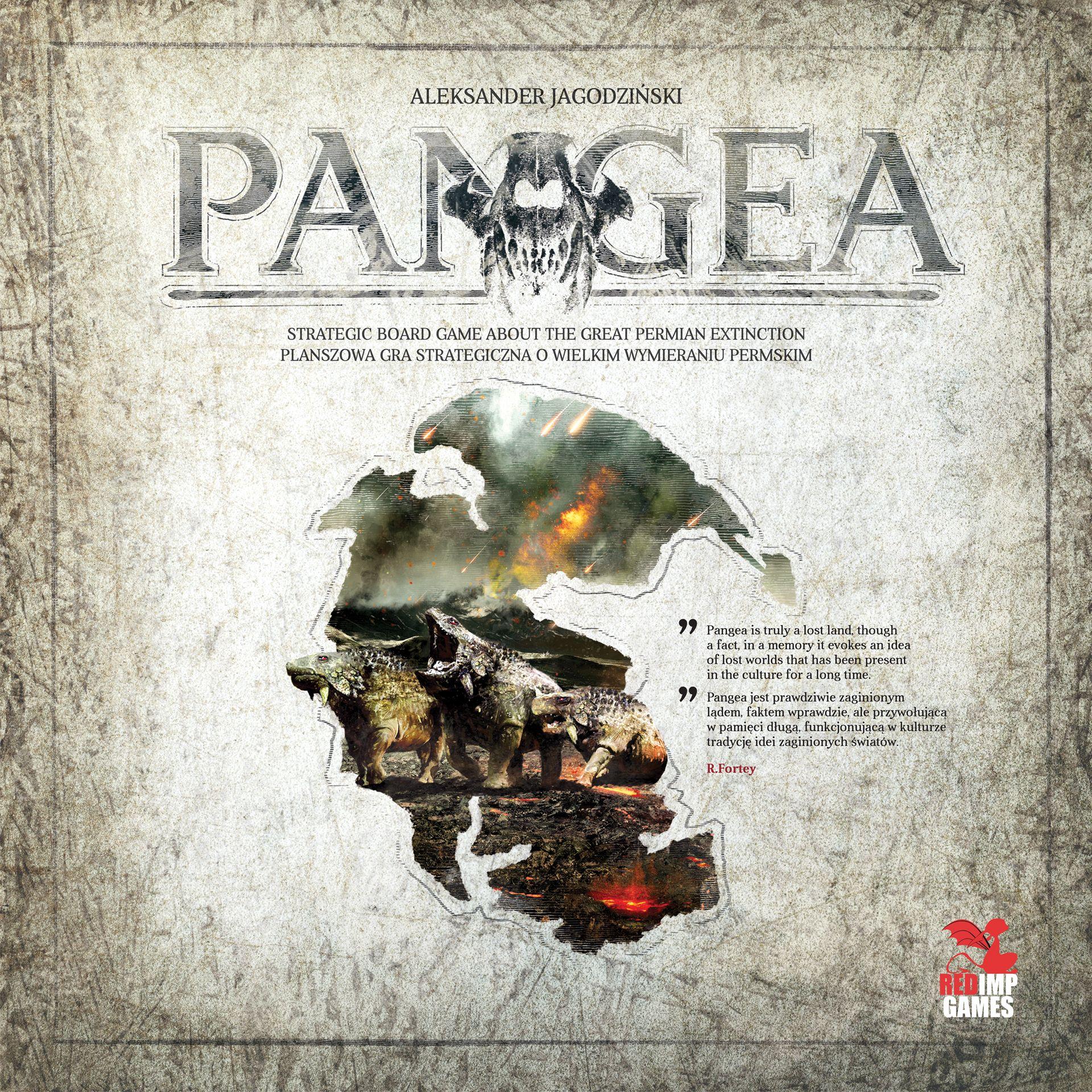 Pangea (edycja angielska)