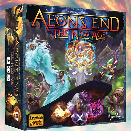 Aeons End The New Age