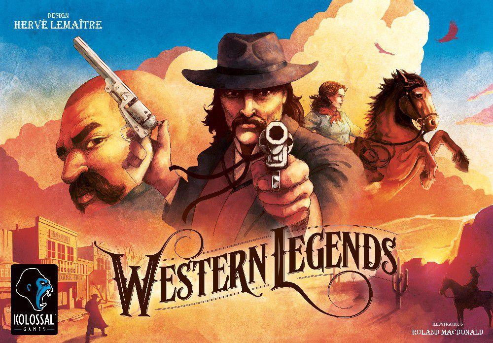 Western Legends (wersja angielska)