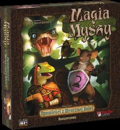 Magia i Myszy Opowieści z Mrocznej Kniei