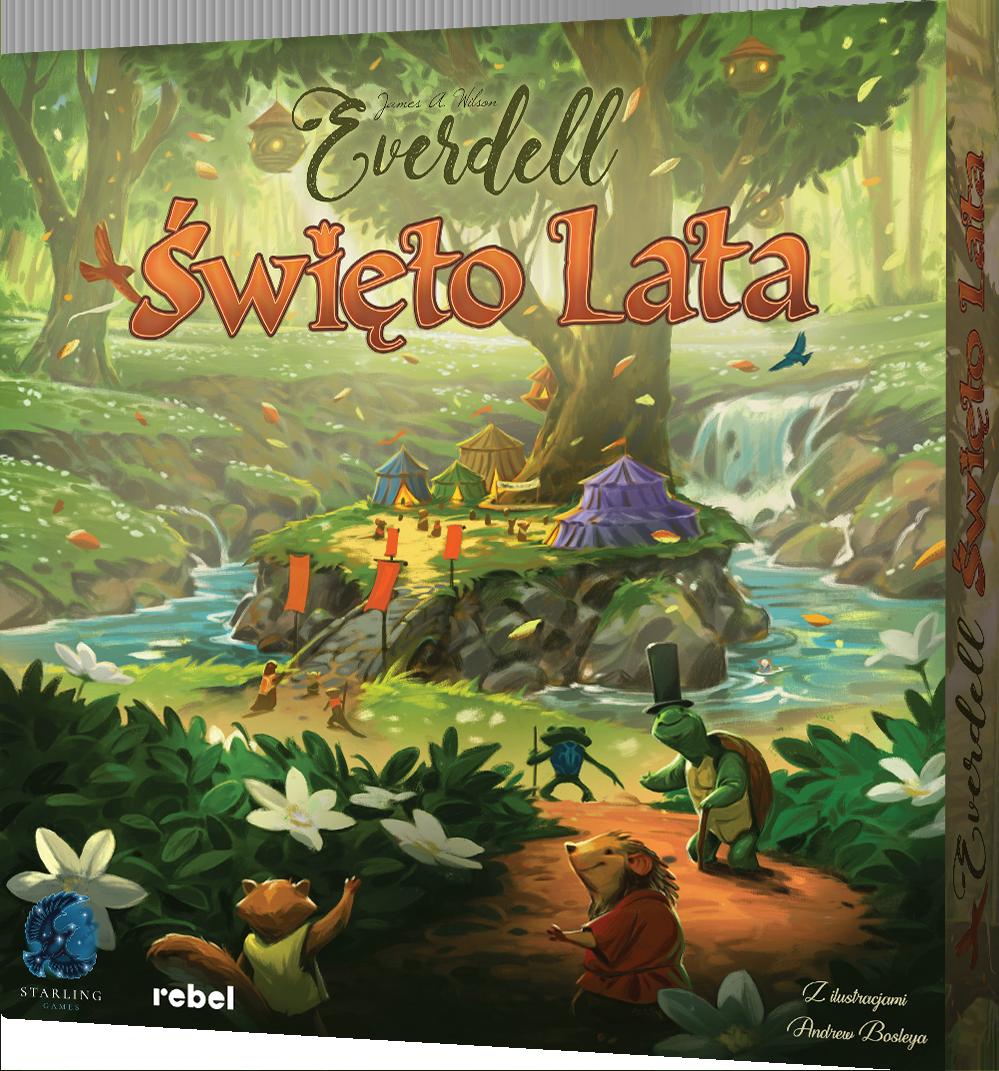 Everdell: Bellfaire Święto Lasu (edycja polska)