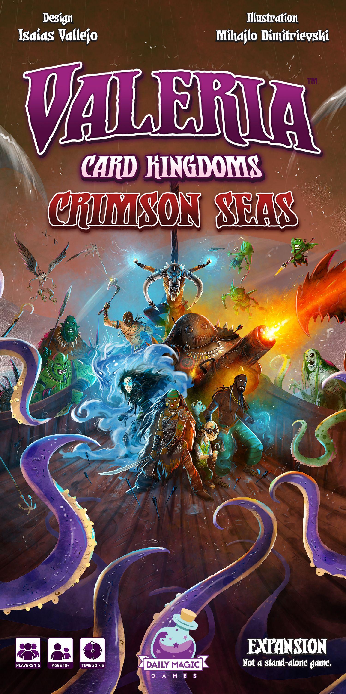 Valeria: Card Kingdoms  Crimson Seas