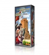 Carcassonne Wieża (Druga Edycja)