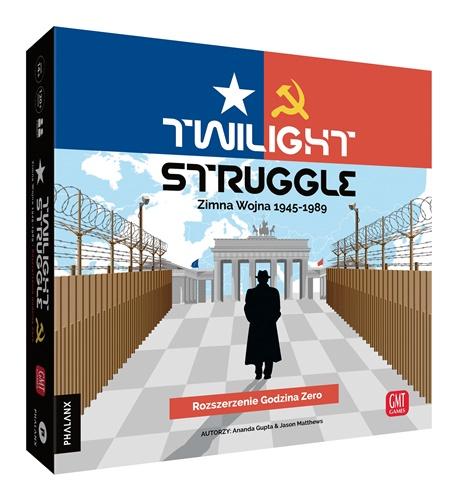 Twilight Struggle: Godzina Zero