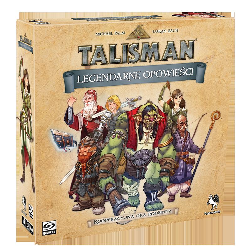 Talisman: Legendarne Opowieści + Druid