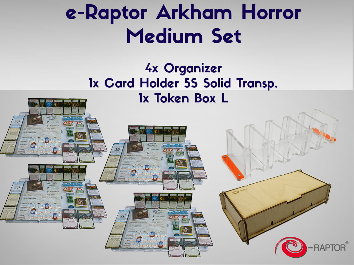 Arkham Horror Medium Set