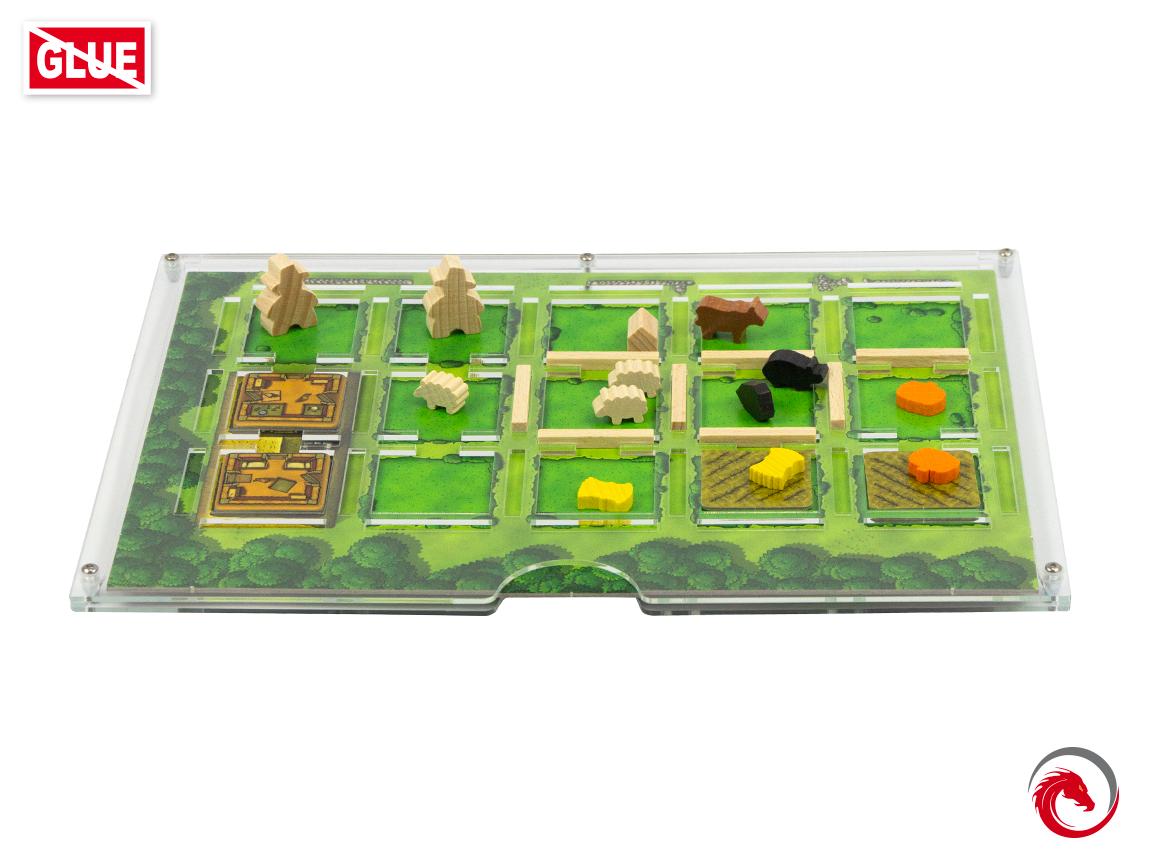 Organizer Agricola (wersja dla graczy)