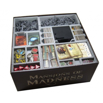 Insert Folded Space Mansions of Madness 2nd Ed