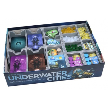 Insert Folded Space Underwater Cities