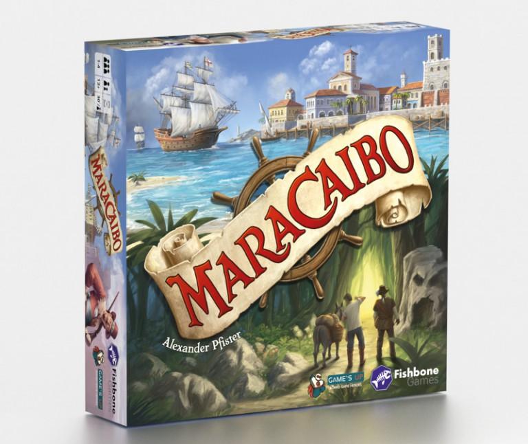 Maracaibo (Polskie wydanie)