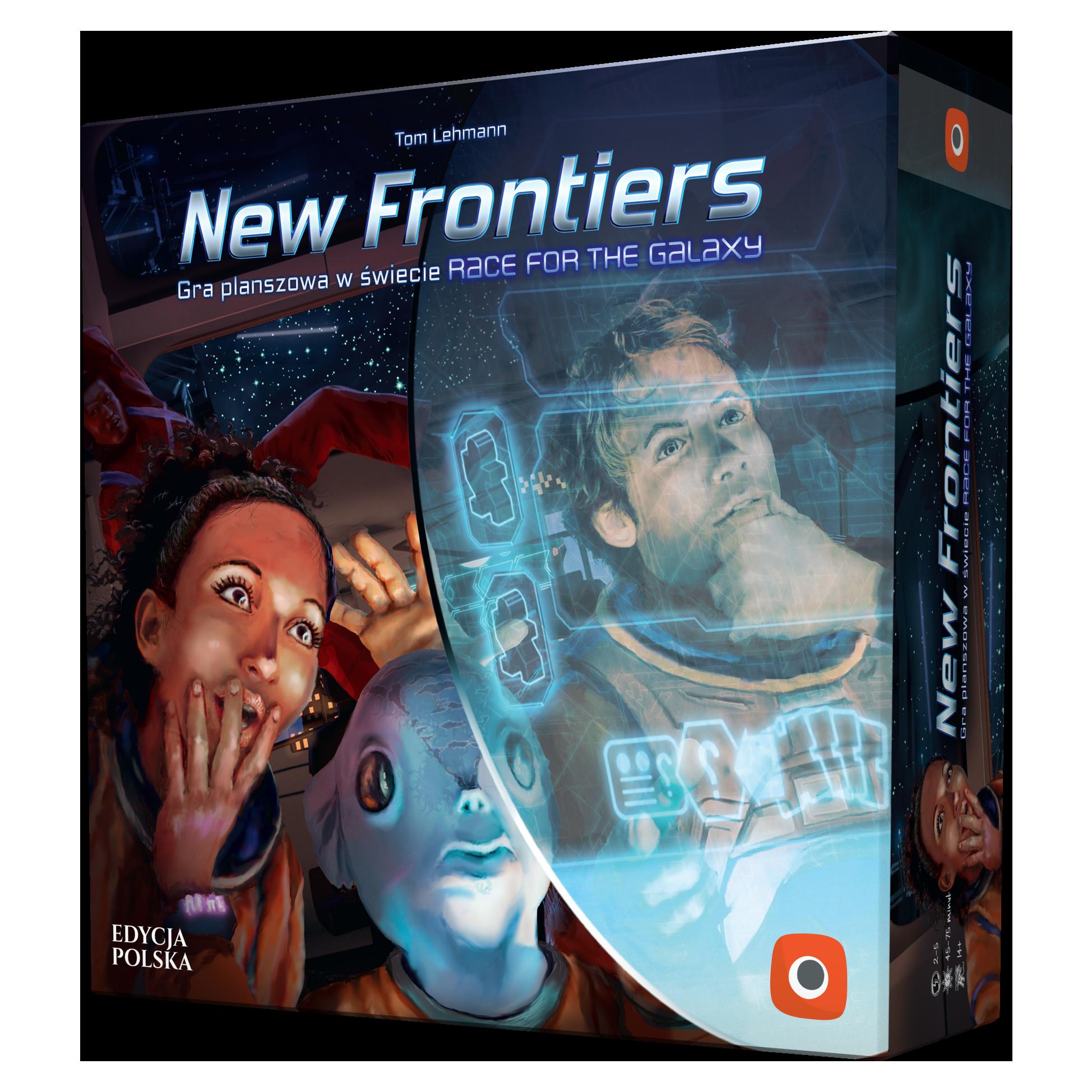 New Frontiers (wydanie polskie)
