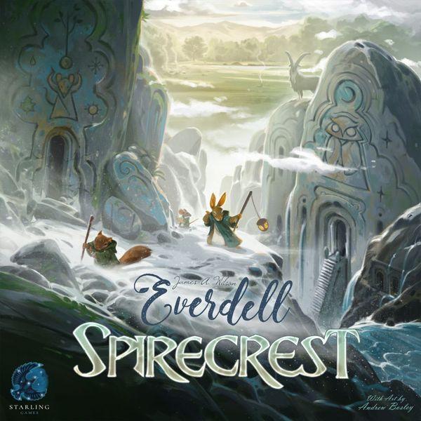 Everdell: Spirecrest (edycja angielska)
