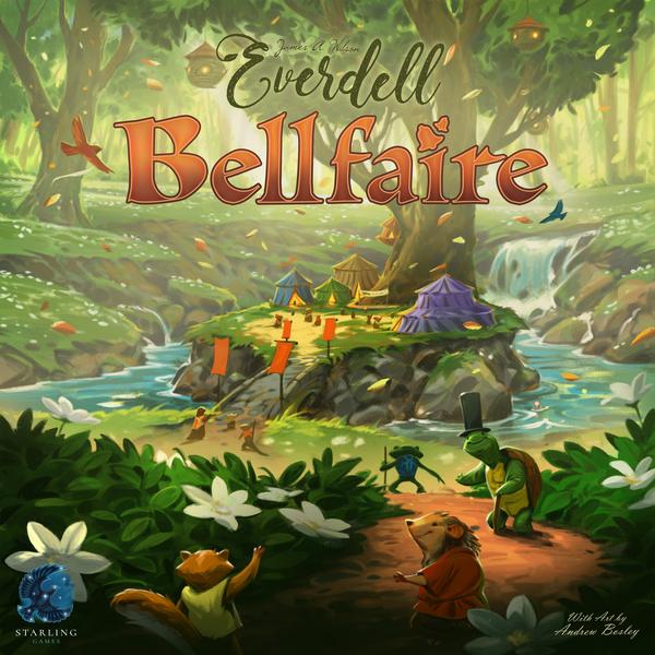 Everdell: Bellfaire (edycja angielska)