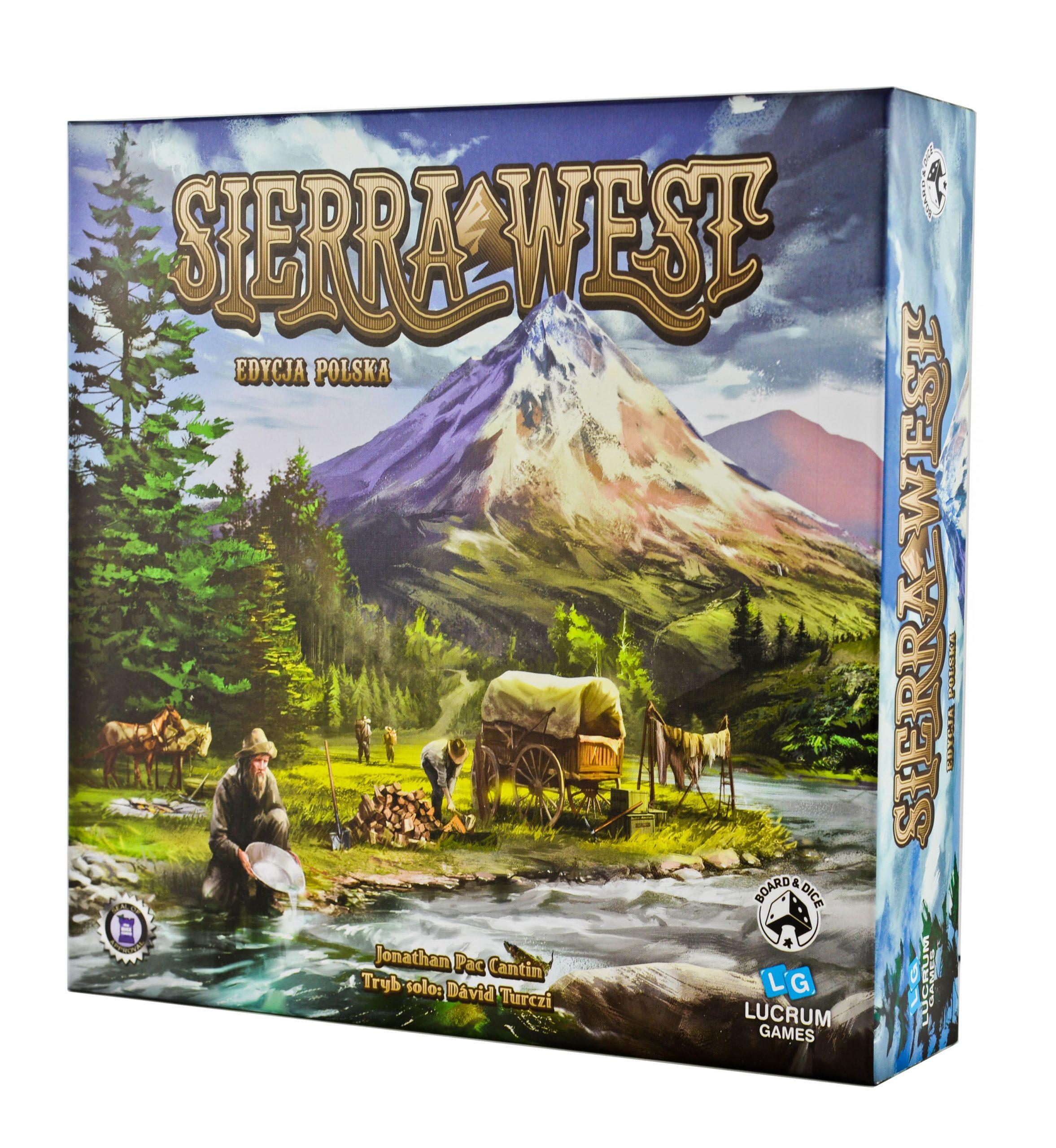 Sierra West (polskie wydanie)