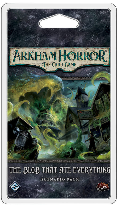 Arkham Horror: The Card Game The Blob That Ate Everything